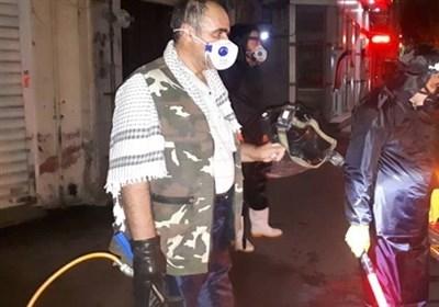 روایت جانباز شیمیایی از جنگی که از مرز به خانههایمان کشیده شده است
