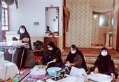 اخبار کرونایی کهگیلویه و بویراحمد|از راه اندازی کارگاه تولید ماسک در منزل شهید روستایی تا پلمپ 16 واحد صنفی متخلف