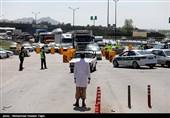 طرح فاصله گذاری اجتماعی در قزوین ادامه دارد