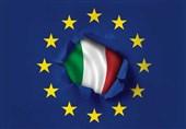 آتش زدن پرچم اتحادیه اروپا و ترند شدن «ایتالِگزیت»+فیلم