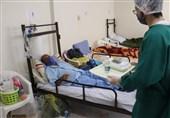 مرکز نگهداری بیماران بهبود یافته کرونایی در قم از نگاه دوربین