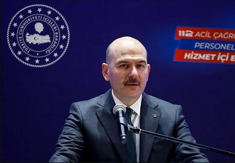 وزیر کشور ترکیه: 95 درصد مردم درخواست برای ماندن در خانه را رعایت میکنند