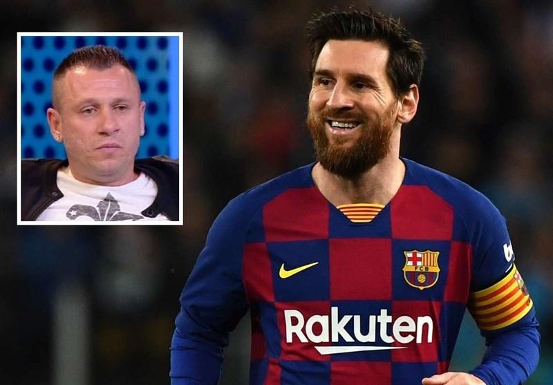 کاسانو: مارادونا باید بپذیرد که مسی او را کنار زده است/ لئو از رونالدو هم بالاتر است