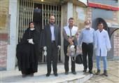 هفتمین گروه از بسیج جامعه پزشکی سپاه حضرت ابوالفضل(ع) لرستان به شهرستان سلسله اعزام شد