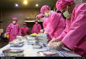 آخرین اخبار کرونا در ایران|سیزده به در متفاوت مردم در منزل/ نقاهتگاه بیماران کرونایی ارتش در کرمان/ توزیع غذای متبرک حرم رضوی در مراکز درمانی درگیر با کرونا+ فیلم