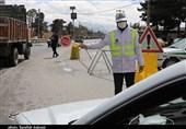 محور صالح آباد - ایلام به دلیل بار ترافیکی یکطرفه شد