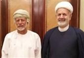دیدار سفیر ایران با وزیر خارجه عمان درباره مسائل دوجانبه و منطقهای