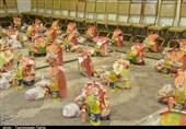نیروی انتظامی 1300 بسته غذایی بین خانوادههای آسیبدیده از کرونا در گیلان توزیع کرد