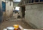 گلستان| ساخت خانه برای خسارتدیدگان رانش زمین در روستای «آقامام» آغاز شد