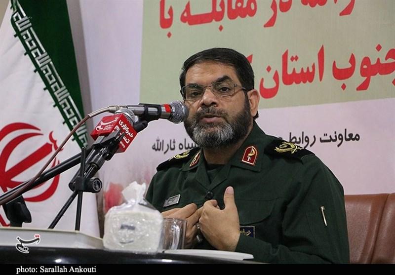 فرمانده سپاه کرمان: 4300 سبد کالای تغذیهای بین مردم سیلزده زهکلوت توزیع شد
