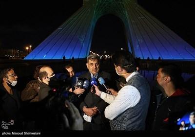 پرویز حناچی شهردار تهران