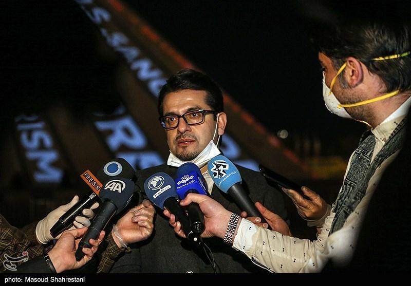 سید عباس موسوی سخنگوی وزارت خارجه