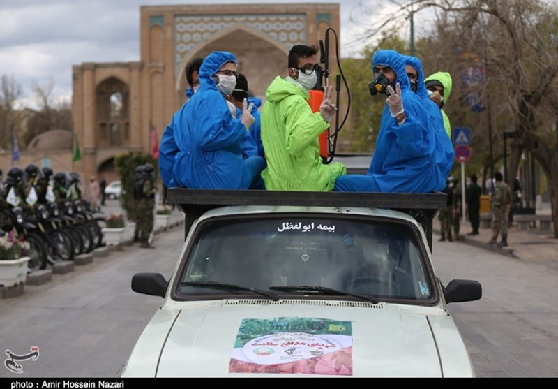 پایگاههای امدادگران و حافظان سلامت در استان قزوین برپا میشود