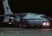 ارسال کمکهای پزشکی روسیه به آمریکا برای مقابله با کرونا