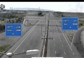 وضعیت راههای کشور در روز طبیعت؛ کاهش 20.5 درصدی تردد در جادهها/ همراهی مردم با طرح فاصلهگذاری+تصاویر