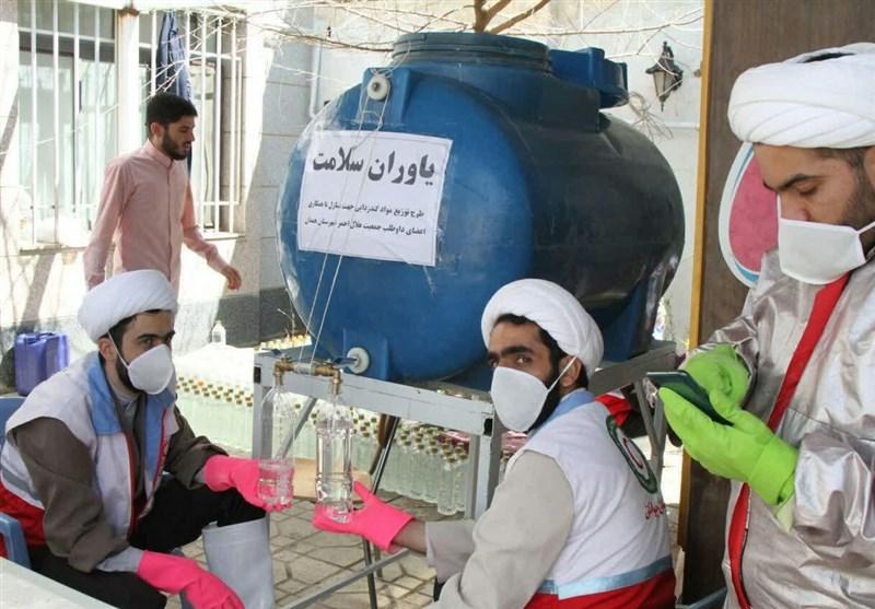 نماینده ولیفقیه در استان همدان: طلاب همدانی آماده خدمترسانی در بیمارستانها هستند