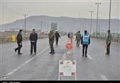 اجرای طرح فاصلهگذاری اجتماعی در استان مرکزی به روایت تصویر