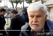 جدال جان و نان پیرمرد شریف دستفروش در کرونا و سخنی با دولت و بسیج دانشجویی