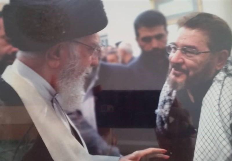 سردار سلگی به یاران شهیدش پیوست/ دلنوشته گلعلی بابایی برای راوی «آب هرگز نمیمیرد»