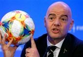 اینفانتینو: باید برای بازگشت تماشاگران فوتبال صبور باشیم