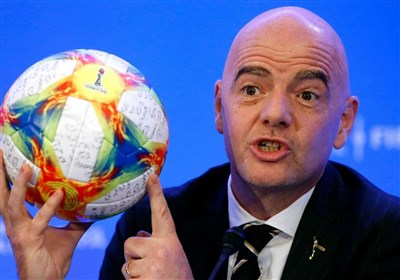 اینفانتینو: فوتبال پس از بازگشت به شرایط عادی متفاوت خواهد بود/ نمیدانیم چه زمانی میتوانیم بازیها را از سربگیریم