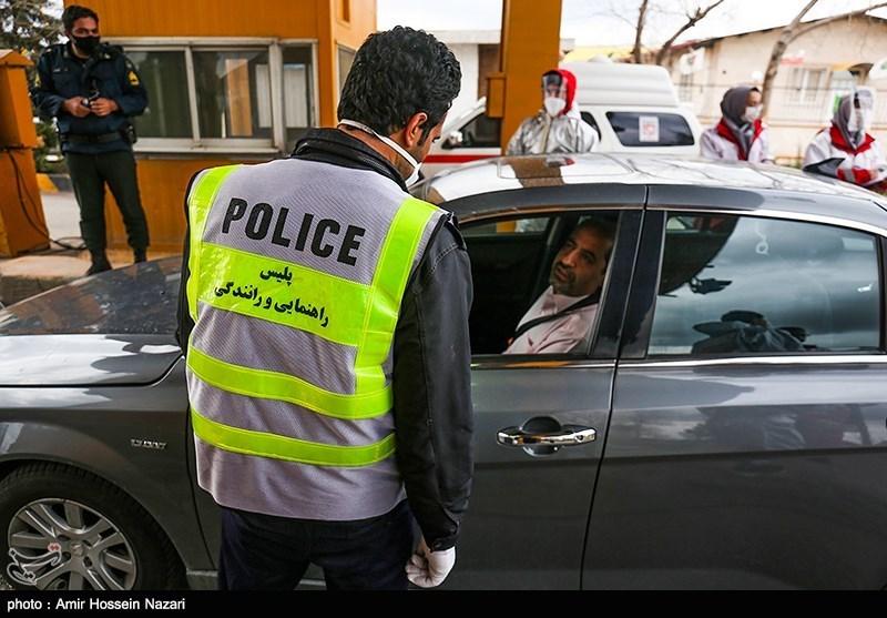 فرمانده انتظامی گیلان: 573 خودرو در راستای طرح فاصلهگذاری اجتماعی در استان توقیف شدند
