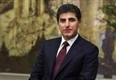عراق| جزئیات دیدار بارزانی و ماکرون در «الیزه»/ تاکید فواد حسین بر مبارزه همه جانبه با داعش