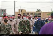 خوزستان| عملیات بزرگ قرارگاه جهادی مردمی در بندرماهشهر به روایت تصویر