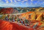 """جبال """"آلاداغ لار"""" الملونة.. لوحة فنیة من رسم الخالق + صور"""