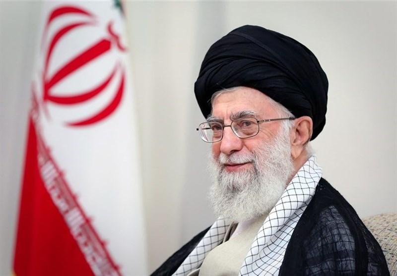 قائد الثورة الإسلامیة یلقی خطابا متلفزا یوم النصف من شعبان