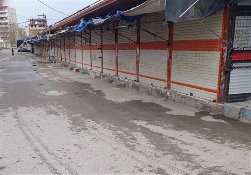 کاسبان سیلزده کوهدشت در رکود کرونا؛ خسارتدیدگانی که نان در بساط ندارند+ تصاویر