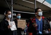 کمبود شدید تجهیزات بهداشتی و درمانی در آمریکا با گذشت 5 ماه از بحران کرونا
