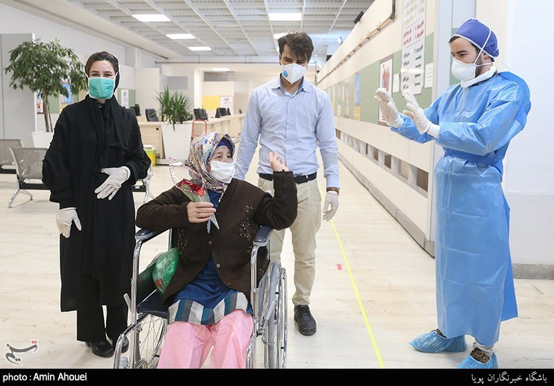 Nearly 20,000 Coronavirus Patients Recover in Iran