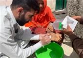 تلاش خالصانه بسیجیان فارس برای رفع محرومیت؛ بیماران سیستان و بلوچستانی چشمانتظار نیکاندیشان