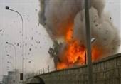 بغداد زوردار دھماکے سے گونج اٹھا