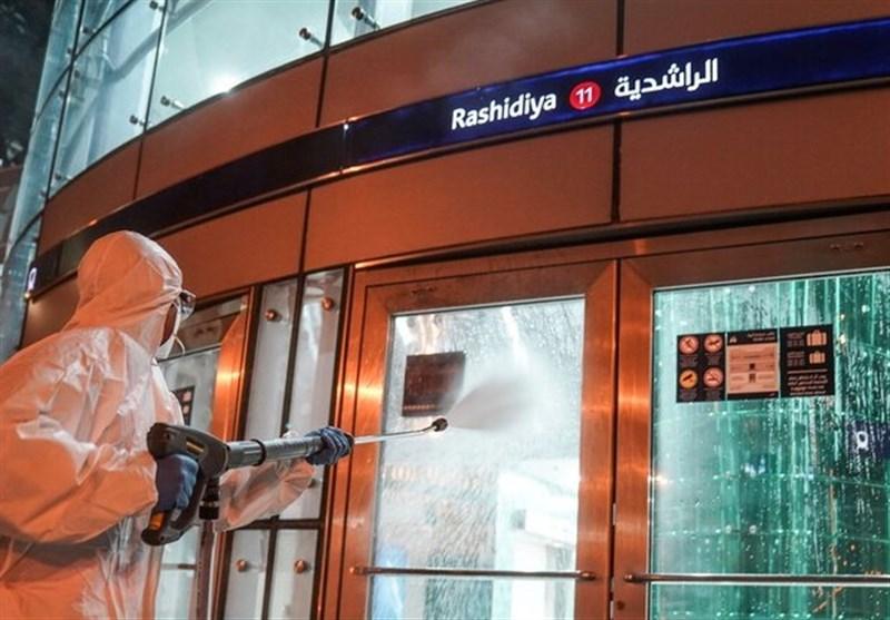 شمار مبتلایان به کرونا در امارات از 30 هزار نفر فراتر رفت