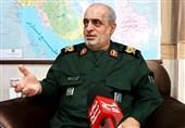 فرمانده سپاه گیلان با خانواده نخستین شهید مدافع سلامت استان دیدار کرد