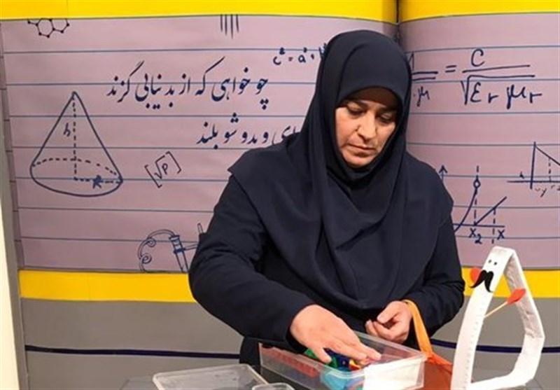 جدول زمانی آموزش تلویزیونی شنبه 3 خرداد