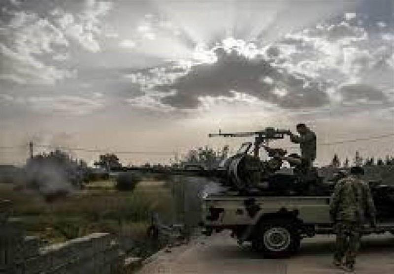 انهدام دو پهپاد ترکیهای در لیبی