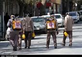 خدمترسانی سپاه به آسیبدیدگان بحران کرونا؛ بستههای معیشتی بین پیرغلامان حسینی توزیع میشود
