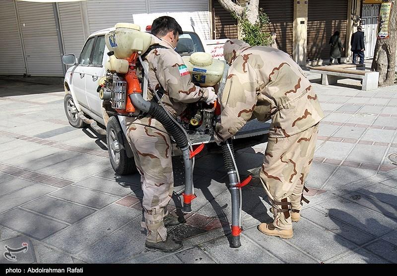 سپاه نکا آماده مقابله با موج دوم ویروس کرونا در منطقه است