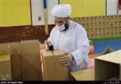 بیش از 13 هزار لیتر مواد ضدعفونی توسط اوقاف استان فارس تولید شد