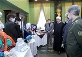 President Highlights Role of Knowledge-Based Firms in Iran's Battle with COVID-19
