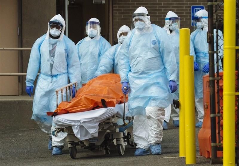 امریکا میں کورونا وائرس کی تباہ کاریاں جاری، ایک دن میں 1800 سے زائد ہلاکتیں