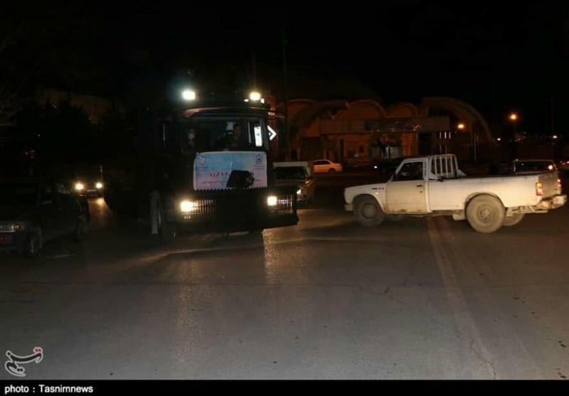 تداوم ضدعفونی خیابانهای سطح شهر ارومیه بهروایت تصویر- اخبار استانها – اخبار تسنیم