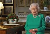 بستری شدن ملکه انگلیس در بیمارستان