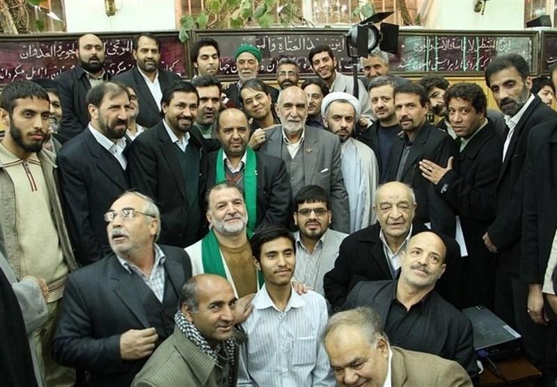 در رثای حاج محمود اکبرزاده | محمد کاظم کاظمی