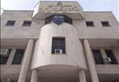 ضدعفونی دادگستری استان البرز توسط پاسداران لشکر 10 سیدالشهدا(ع) بهروایت تصویر