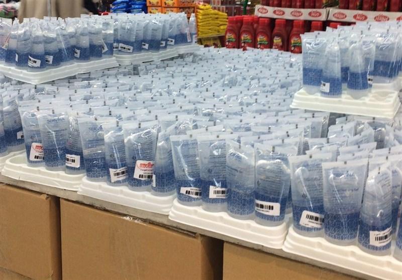 راهاندازی و افزایش ظرفیت تولید محصولات ضدعفونی کننده با حمایت صندوق نوآوری و شکوفایی