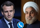 Macron: France, EU to Continue Humanitarian Cooperation with Iran